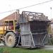 traktoron a góré