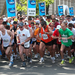 17. K&H olimpiai maraton váltó start