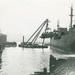 Album - Mozdony kirakodása hajóról / Unloading of locomotive