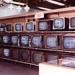 Dombóvári Áfész tv kínálata 1972 (fotó fortepan)