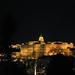 Budapest Budai vár este