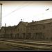 Pusztaszabolcsi vasút állomás