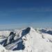Kilátás a Hintertux gleccserről