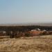 Fertőrákos- Fertő tó látványa a kőfejtő legmagasabb pontjáról