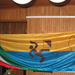 A POEÜ zászlója