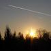 Rohanó világban élünk ez már egy nyugodt naplementében is látszi