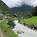 Svájc, Jungfrau Region, az Interlaken-Lauterbrunen közötti vasút