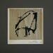 002 - Ádám Judit - Kalligráfia I, 1967. 16x16cm - Papír-olaj 4-0