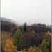 Kékestető ködfelhőben